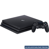 Sony PlayStation 4 Pro 1 TB Gaming Console