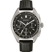 Bulova Men's Special Edition Moon Chronograph Watch 96B251