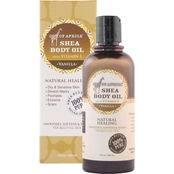 Out of Africa 9 oz. Vanilla Shea Body Oil
