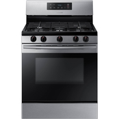 Samsung 5.8 cu. ft. Freestanding Gas Range with 5 Burners