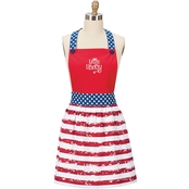Kay Dee Designs Lady Liberty Hostess Apron