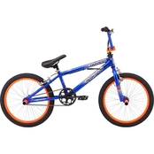 Mongoose Boys Booster 20 in. Freestyle Bike
