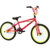 Mongoose Slyde 20 in. Girls Freestyle Bike