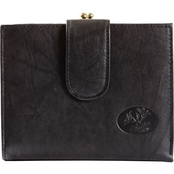 Buxton Heiress RFID Double Cardex Wallet