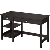 Bush Broadview Open Storage Desk