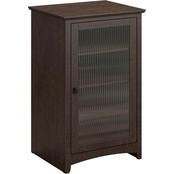 Bush Buena Vista Audio Cabinet/ Bookcase