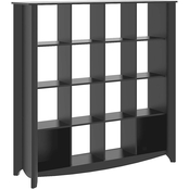 Bush Aero 16-Cube Bookcase/Room Divider