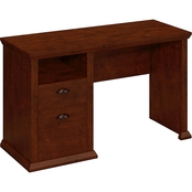 Bush Yorktown Single Pedestal Desk
