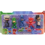 PJ Masks Collectible Figures Set, 5 pk.