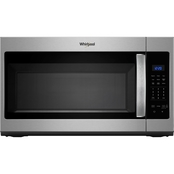 Whirlpool 1.7 Cu. Ft. Microwave Hood Combination with Electronic Controls