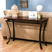 Southern Enterprises Modesto Sofa Table