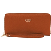 Guess Cate Large Zip Around Q Logo PVC