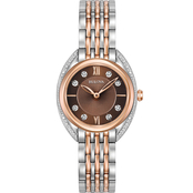 Bulova Women's Diamond Watch 30mm 98R230