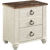 Signature Design by Ashley Willowton Nightstand