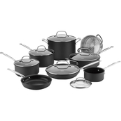 Cuisinart Chef's Classic Non-Stick Hard Anodized 14 Pc. Cookware Set