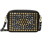 Michael Kors Jenkins Stud Pouches Medium Camera Bag