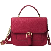 Michael Kors Cooper Large School Leather Satchel