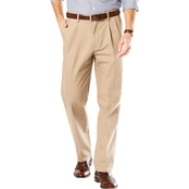 Dockers Big and Tall Signature Stretch Khaki Pleated