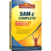 Nature Made Sam-E 200 mg Tablets 24 Pk.