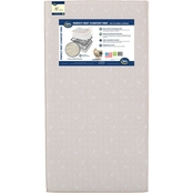 Serta Perfect Rest Comfort Extra Firm Crib and Toddler Mattress