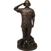 Terrance Patterson Gallery, Ltd. Large Male Maintainer Statue