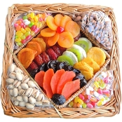 Vacaville Fruit Square Tray