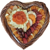 Vacaville Fruit Heart Basket