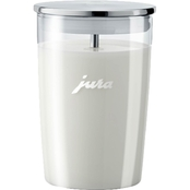 Jura Glass Milk Container 17 oz.