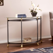 Southern Enterprises Allesandro Console Table