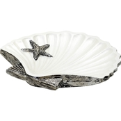 Zenna Home India Ink Beach Cottage Soap Dish