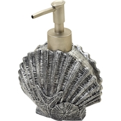 Zenna Home India Ink Beach Cottage Lotion or Soap Dispenser