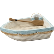 Zenna Home India Ink Seaside Serenity Soap Dish