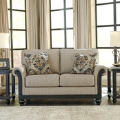 Signature Design by Ashley Blackwood Loveseat