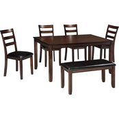 Signature Design by Ashley Covair 6 Pc. Dining Set