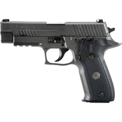 Sig Sauer P226 Legion 9mm 4.4 in. Barrel 10 Rnd 3 Mag Pistol Legion Gray