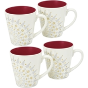 Noritake Colorwave Holiday Mug 4 Pc. Set