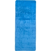 Lavish Home Extra Long Bath Rug Mat