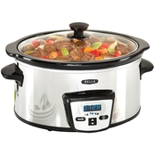 Bella 6.5 qt. Programmable Slow Cooker