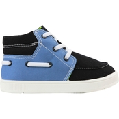 Oomphies Toddler Boys Riley Canvas Shoes