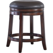 Ashley Porter 24 in. UPH Swivel Stool 2 pk.