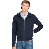 Polo Ralph Lauren Paneled Cotton Hoodie