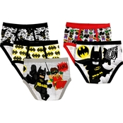 LEGO Batman Little Boys 5 Pk. Briefs