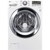 LG 4.5 cu. ft. Front Load Ultra Large Capacity Washer with Steam Technology