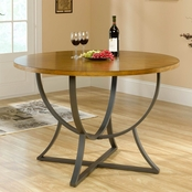 Sauder Cannery Bridge Round Dinette Table