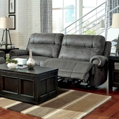 Ashley Austere Reclining Sofa