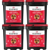Wise Emergency Food 240 Servings Gourmet Freeze Dried Meat