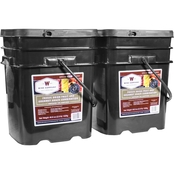 Wise Emergency Food 240 Serving Freeze Dried Fruit Combo