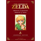 The Legend of Zelda: Oracle of Seasons / Oracle of Ages Legendary Edition