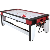 Atomic 7 ft. Fliptop Pool/Hockey Table