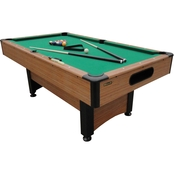 Mizerak 6.5 ft. Pool Table